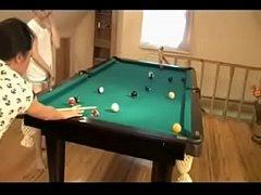 thumb 2 teen girls ge  t fucked on pool table l tabl ol table l table