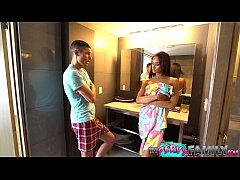 Cheating Mom Almost Caught With Step Son (Part ...