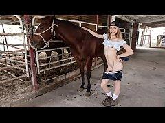 BANGBROS - Petite Teen Southern Belle Kristy Ma...