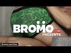 Rod Pederson with Wesley Woods at Anonymous Part 2 Scene 1 - Trailer preview - Bromo