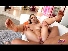 PervCity First Anal for Blonde Slut Kate Kennedy