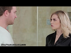 NuruMassage Cheating Boyfriend Bangs Hard The H...