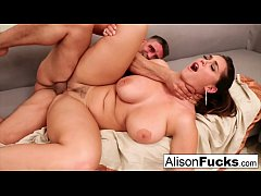 Threesome of sexual energy and lots of fucking ...