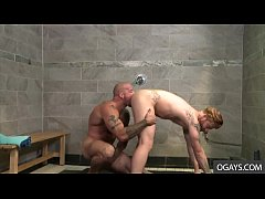 Red Haired Stud Bennett Anthony Gets a Surprise...