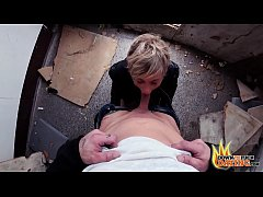 TATTOOED BLONDE MILF VICKY HUNDT WANTS TO DO DIRTY THINGS IN PUBLIC