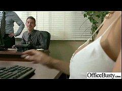 (kayla kayden) Office Girl With Big Tits Bang I...