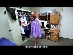ExxxtraSmall - Cute College Teen Zoey Bloom Rid...