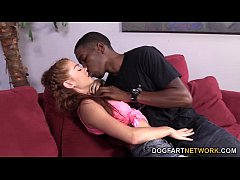 Alice Green Gets Her Teen Pussy Banged By Black...