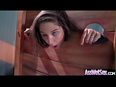 (Abella Danger) Big Oiled Ass Girl Like Deep An...