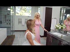 Cheating Wife (Casey Kisses) Fucks (Kenzie Tayl...