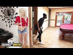 BANGBROS - Petite Teen Elsa Jean VS Home Invade...