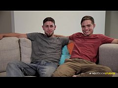 Bareback Fuck For Cute College Boy & First Time...