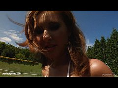 thumb pov style gonzo  sex scene with hot jessica ho  hot jessica hot jessica