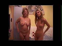 Mother and daughter sex