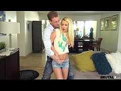 BrutalX - Fuck-punished Riley Star by horny ste...