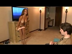 HotWifeRio TANNED MOTHER CATCHES SON JERKING