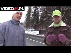 Polskie porno - R\u017cni\u0119cie by\u0142o intensywne i pani...