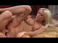 Blonde party Milf Diana Doll gets her Tight tri...