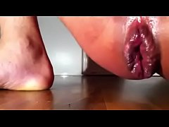 My Anal Dildo Prolapse Orgasmic Fun