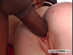 Big black dick going deep in ass SL-18-02