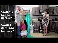 MJ Fresh Gets Stuck In The Washing Machine, Jma...
