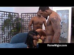 Rome Major & Friend Give Yasmine De Leon 2 Big ...