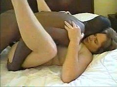 Redhead Dawn bareback bbc fucking and cumshot