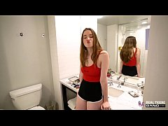 Real Teens - Hot 19 Year Old Hazel Moore Gets F...