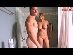 Big Titty 18 Year Old Fresh Teen vs. College Th...