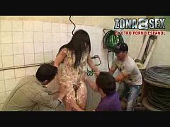 teen party shower