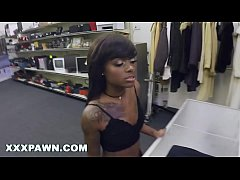 African Ceremonial Sex in The XXX Pawn Shop (xp...
