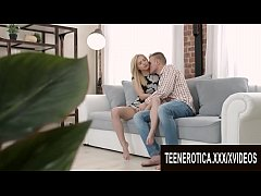 Pretty Teen Alina Blonde Makes a Handsome Photo...