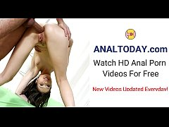 A Must See Double Anal Fuck Whore For AS