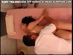 Spycam Japanese Girl Fucked During Health Massa...