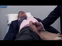 Dr. de Marko Fuck is patient Kayden Gray with i...
