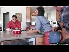 Eggs And Bacon Boning - Melissa Lynn - FULL SCE...