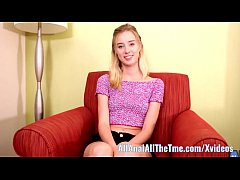 Hot Tall Teen Haley Reed Gets Fucked in Ass for...