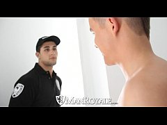 HD - ManRoyale Super hot twink get fucked by th...