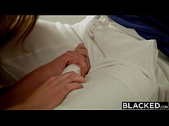 BLACKED First Interracial For Fit Brunette Kris...