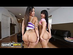 BANGBROS - Welcome to Booty Land, Featuring Spi...
