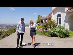 PUREMATURE MILF Real Estate Agent Fucks To Seal...