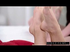 NubileFilms - Sooo Much Girl Squirt With Milana...