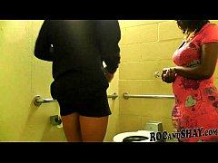 Toilet Quickie