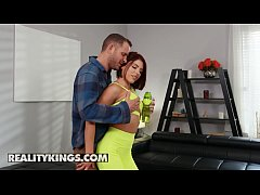 Sexy (Adriana Chechik) Cumming Home - Reality K...