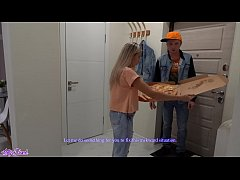 Pizza Delivery For a Horny Bitch   Letty Black