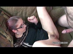 Petite hottie Gianna Love takes a stiff cock in...