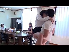 Japanese Sister Morning Sex With Brother in The...