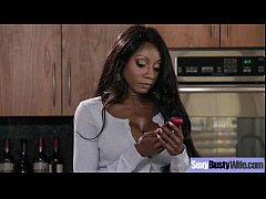 (diamond jackson) Naughty Bigtits Housewife Lov...