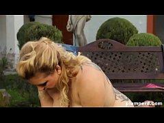 FemDom - Horny BBW Kristy Facesitting Smotherin...