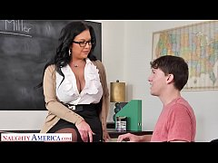 Naughty America - Professor Miller teaches stud...
